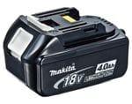 Makita BL1840B-L 18V 4.0Ah Li-ion Cordless Battery with Gauge