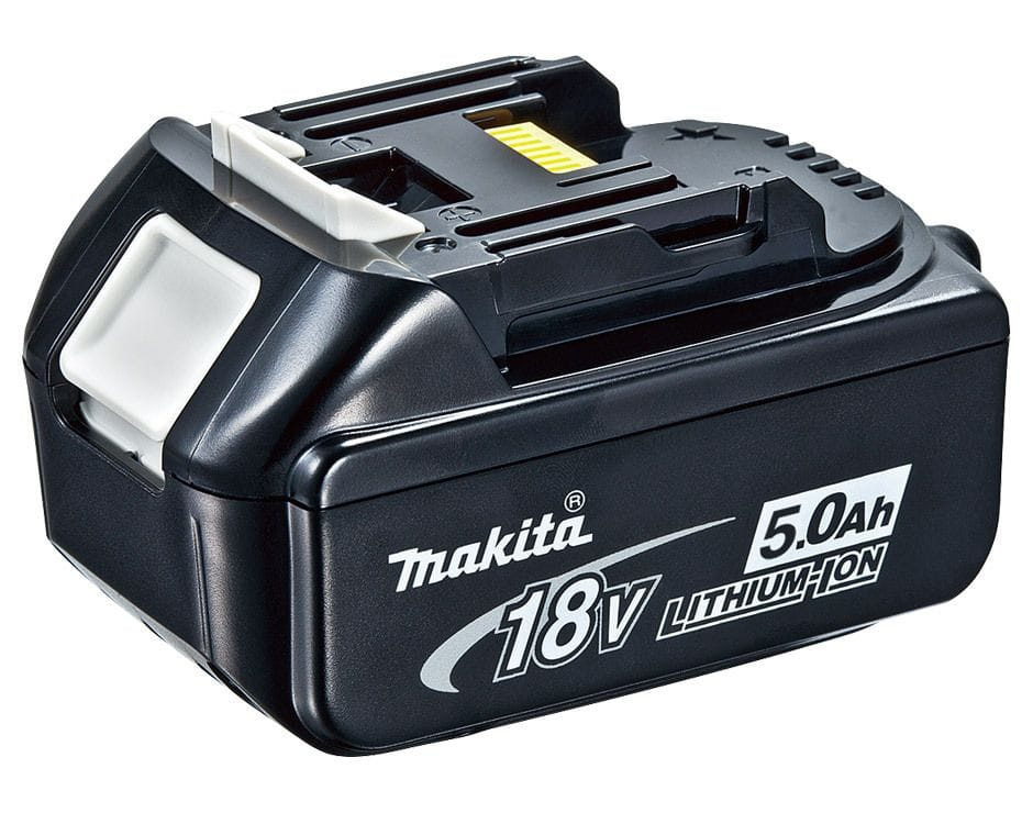 Makita BL1850B-L 18V 5.0Ah Li-ion Cordless Battery with Gauge