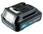 Makita BL1016-L 12V Max 1.5Ah Li-ion CXT Cordless Slide Battery