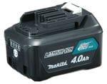 Makita BL1041B-L 12V Max 4.0Ah Li-ion CXT Cordless Slide Battery with Gauge
