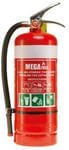Fire Extinguisher Dry Chemical 4.5kg