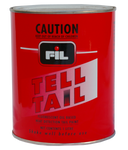 FIL Tell Tail Tin 1L Red