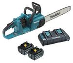 Makita DUC400PT2 18Vx2 5.0Ah 400mm BRUSHLESS Chainsaw Kit
