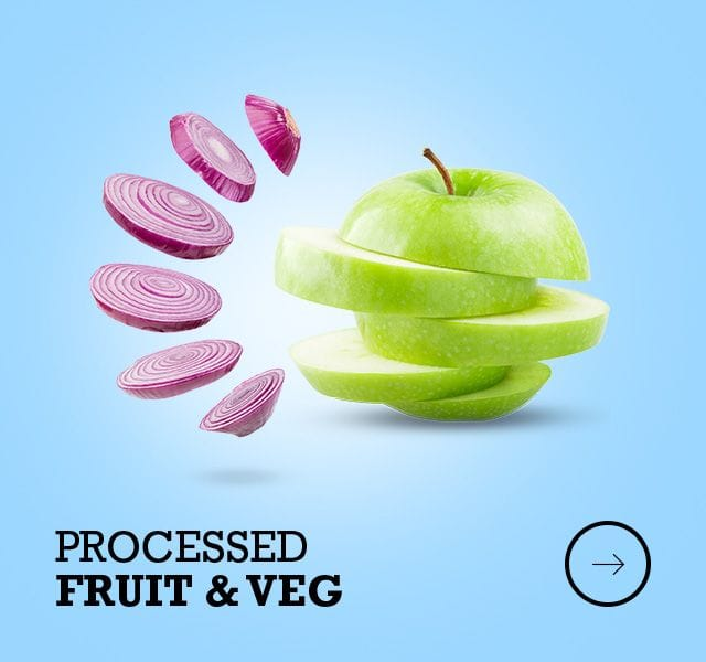 PROCESSED FRUIT & VEG