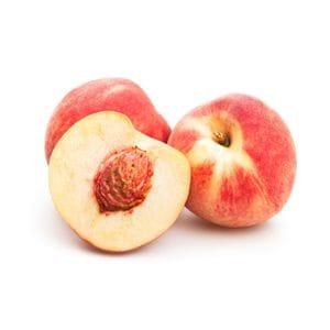Peaches - White
