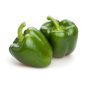 Capsicum - Green