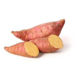 Sweet Potato - White