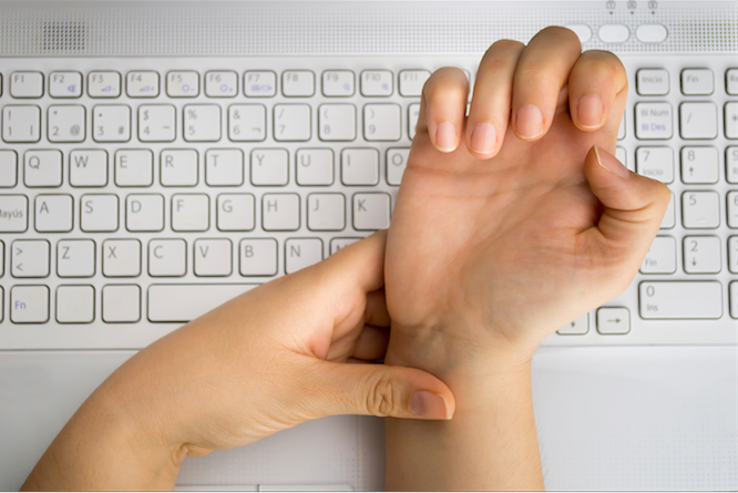 Carpal Tunnel Syndrome, Massage Therapy and You!