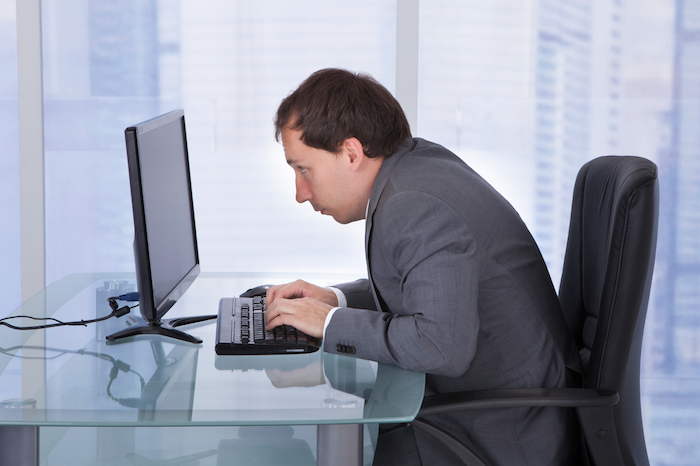 Five Tips to Prevent Poor Posture at Your Desk