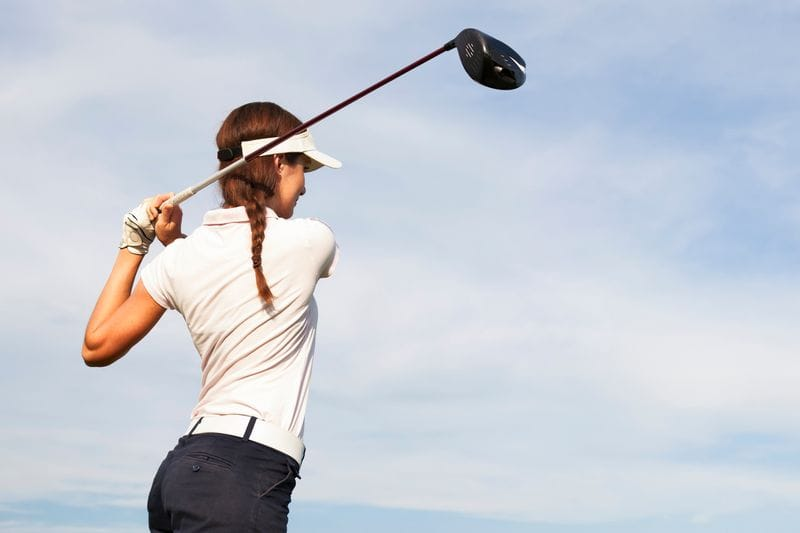 Don't Let Your Back Be A Golfer's Back