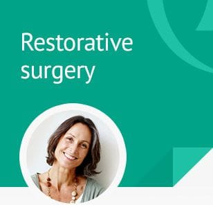 Dr James Burt performs restorative surgery for breasts, abdomen, eyes, ears and nose. Learn more here at this linked page.
