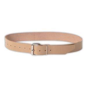 "Kuny EL901A 2"" Indust. Leather Belt XL (waist size 47""-56"")"