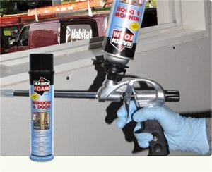 Handi-Foam P30272 Window & Door Gun Foam Sealant 24oz