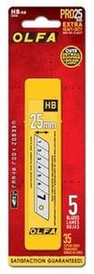 OLFA HB-5B 5 PACK FOR H1