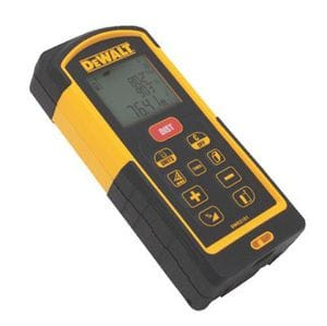 """Dewalt DW03101 330' Laser Distance Measurer +/- 1/32"""""""