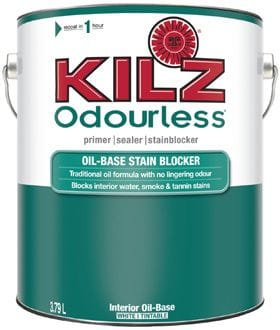 Kilz Odourless Primer 1 Gallon