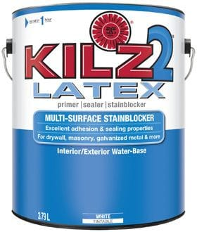 KILZ 2 LATEX Primer (Gallon)