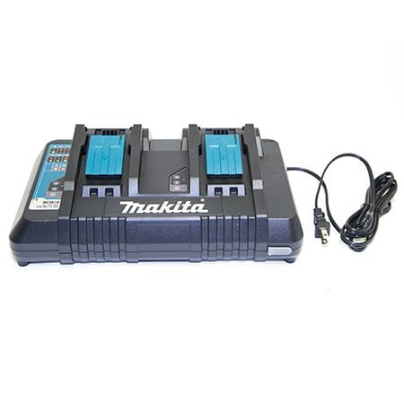 Makita DC18RD Dual Port Lithium Rapid Battery Charger