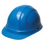 HARD HAT BLUE C/W RATCHET BAND