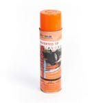 SEYMOUR INVERTED TIP 20OZ SPRAY PAINT FLOR.ORANGE 93620-957