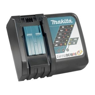 Makita DC18RC Lithium/Ni-Cd Battery Charger 7.2v-18v