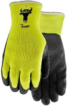 WATSON 330 WINTER GLOVES HIGH VISIBILITY - LARGE