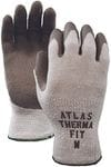 WATSON 300i ATLAS TOUGH GUY THER.INTERIOR RUBBER PALM GLOVES MED