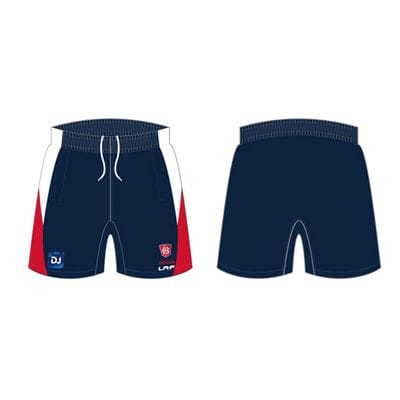 HC Demons Travel Shorts