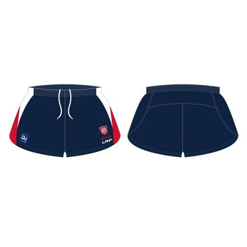 HC Demons Running Shorts