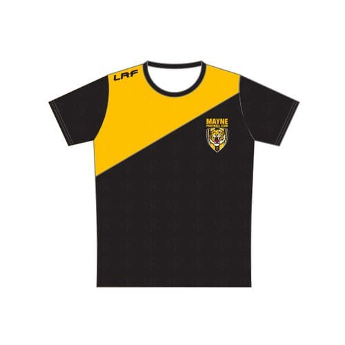 Mayne Juniors Warm Up Tee