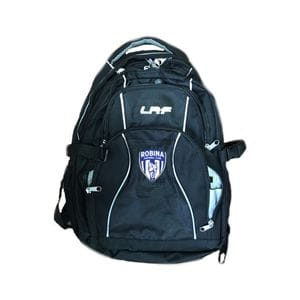 Robina Roos Backpack (includes # on bag)