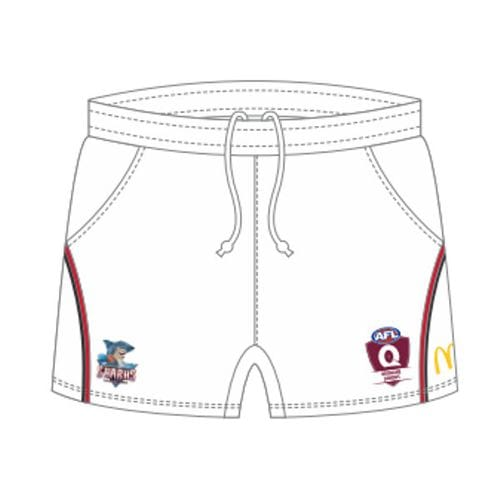 VP Sharks JAFC Boys Shorts - Away