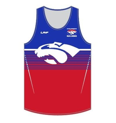 SLJFC Training Singlet