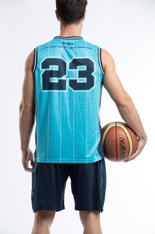 Thumbnail Basketball Singlet