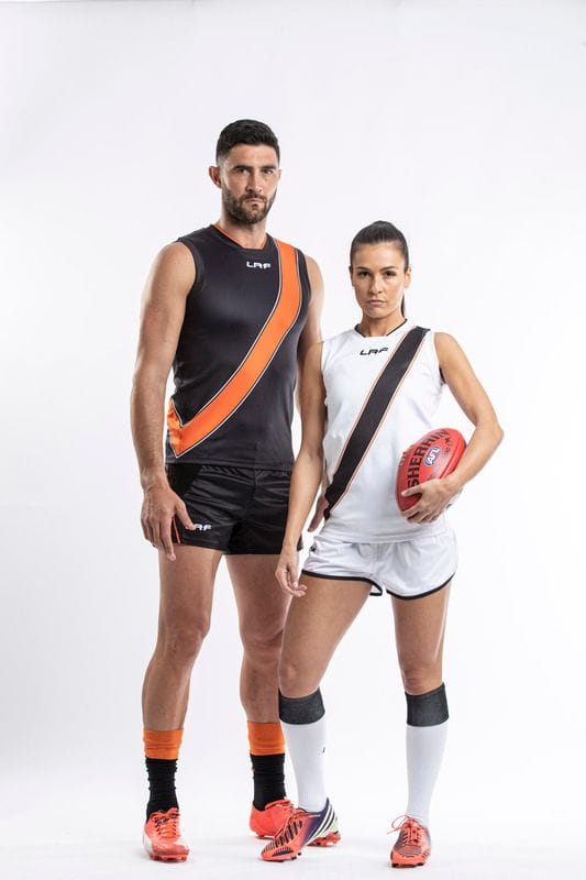 AFL Sublimated Guernsey