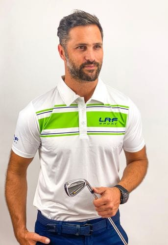 Mens Signature Golf Polo