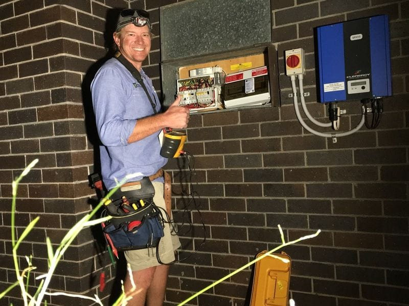 Urgent after hours electrical service in Brisbane