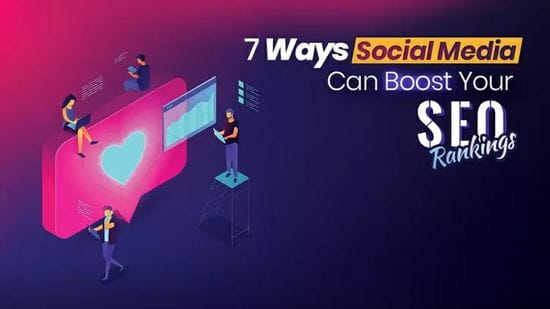 PODCAST: 7 Ways Social Media Can Boost Your SEO Rankings