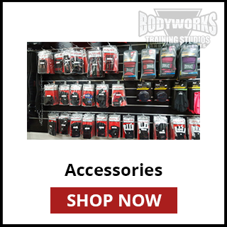Bodyworks Mandurah Training Accessories | Supplement Store Mandurah | Nutrition Advice | Training Studios