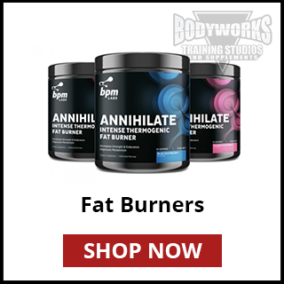 Bodyworks Mandurah Fat Burners | Supplement Store Mandurah | Nutrition Advice | Training Studios