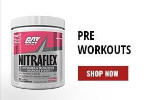 Bodyworks Mandurah Pre-Workout Powders  | Supplement Store Mandurah | Nutrition Advice | Training Studios