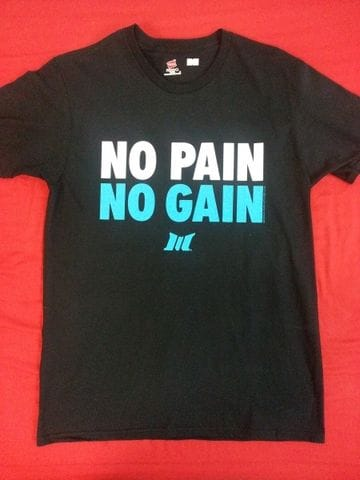 No Pain No Gain Tee