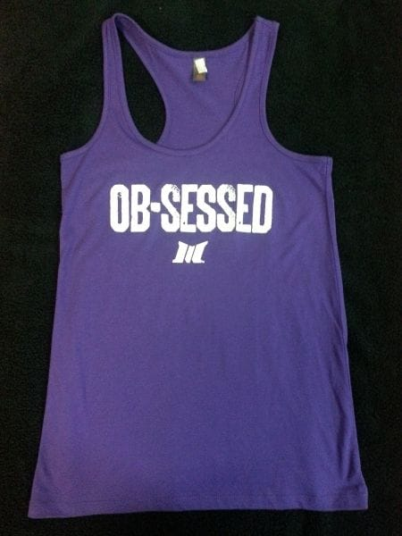 Obsessed Tank Top  - XS
