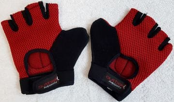 Out bak Sport Gloves Red