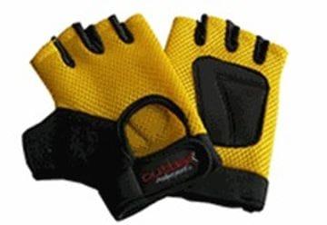 Out bak Sport Gloves Yellow