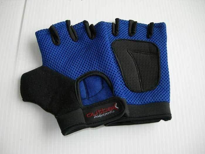Out bak Sport Gloves Blue