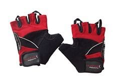 Out bak Gel Shock Cycle Gloves - Red