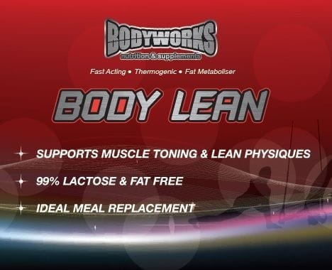 Body Lean Single Serve