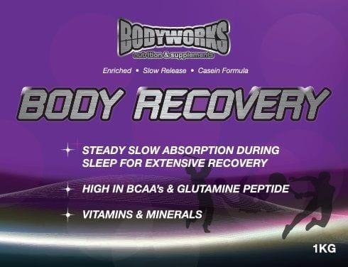 Body Recovery Single Serve