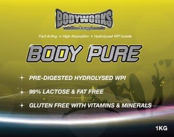 Body Pure Single Serve